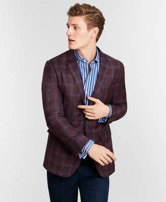 Brooks Brothers Milano Fit Check Sport Coat