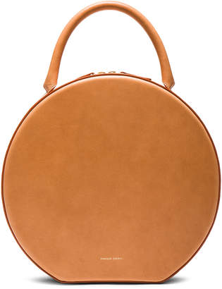 Mansur Gavriel Circle Bag in Cammello | FWRD