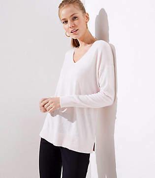 LOFT V-Neck Sweater