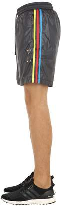 adidas Statement Oyster 48 Hour Track Shorts