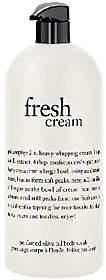 philosophy Super-Size 32 Oz Fresh Cream Oliveoil Scrub