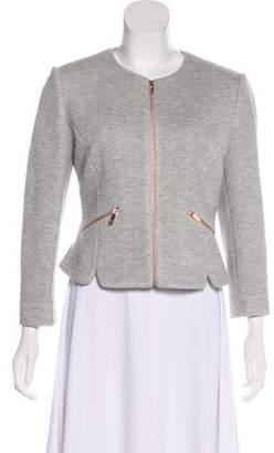 Ted Baker Structured Zip-Up Jacket