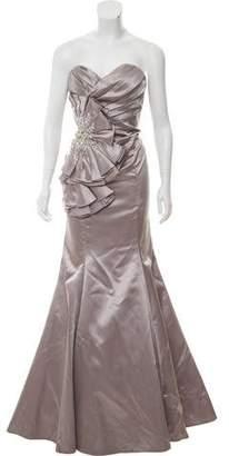 Jovani Embellished Evening Gown