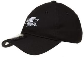 New Mens Starter Black Speedy Wool Polyester Cap Baseball Caps