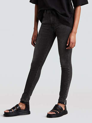 Levi's Sliver High Rise Skinny Jeans