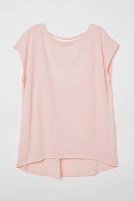 H&M Oversized T-shirt - Orange