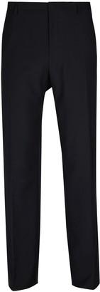 Burton Mens Big & Tall Skinny Fit Tuxedo Stretch Trousers
