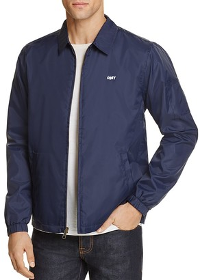 Obey Wheels Coach Jacket $69 thestylecure.com