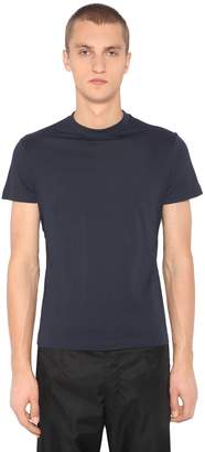 Prada 3 Pack Cotton Jersey T-Shirts