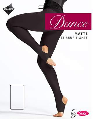Silky Women's Matte Stirrup Dance Tights