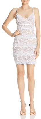 GUESS Valora Lace Sheath Dress