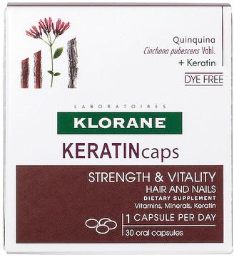 Klorane KeratinCaps Strength & Vitality