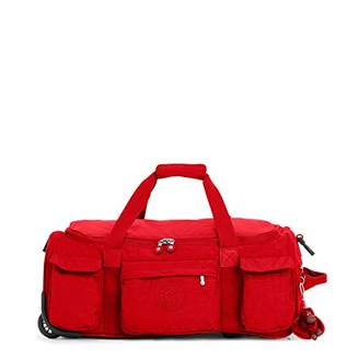 d0c3011aa373 Kipling Discover Small Carry-On Rolling Luggage Duffel