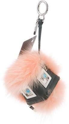 Fendi Prism Triangle Monster Bag Bug Charm w/ Tags