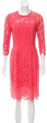 Rachel Zoe Lace Midi Dress w/ Tags