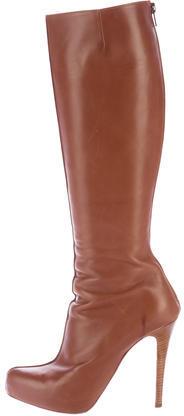 Christian Louboutin Christian Louboutin Alta Ariella Leather Boots