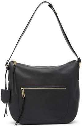 Cole Haan Marli Bucket Leather Hobo Bag