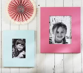 Pottery Barn Kids Charcoal Harper Rectangle Frame 5x7