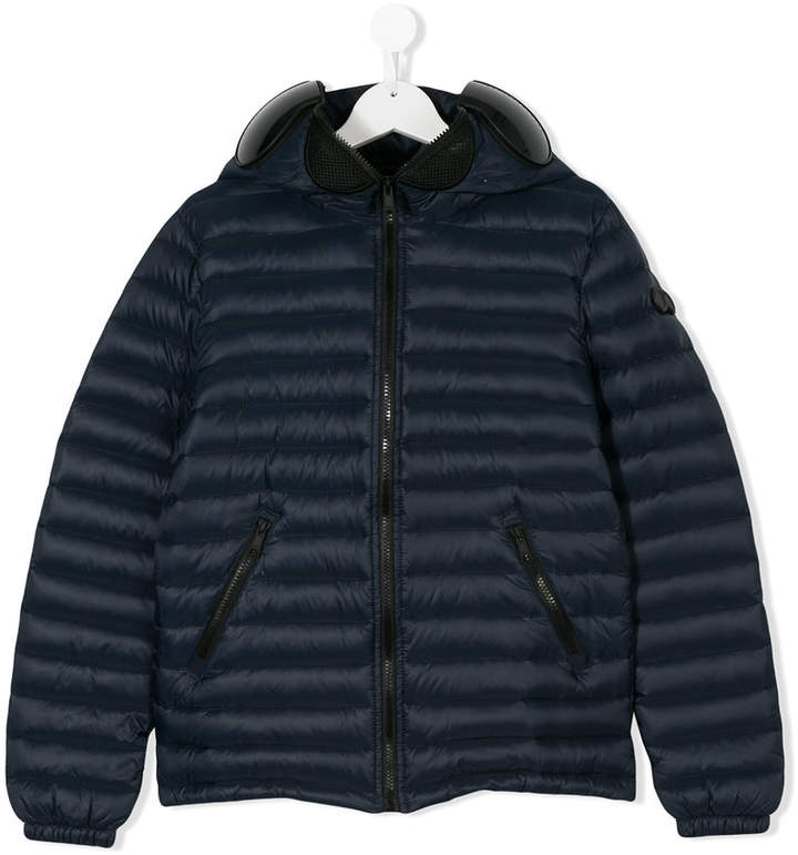 Ai Riders On The Storm Kids Teen puffer jacket