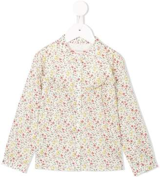 Bonpoint Julia floral-print shirt