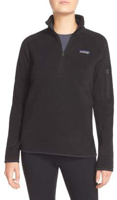 Patagonia 'Better Sweater' Zip Pullover