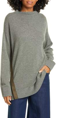 Brochu Walker Vida Funnel Neck Cashmere Sweater