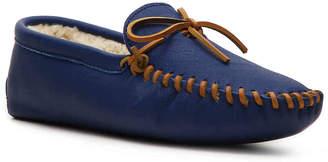 Ralph Lauren Ian Leather Slipper - Men's