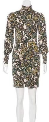 Rachel Pally Printed Long Sleeve Dress w/ Tags