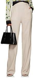 Altuzarra Women's Gavi Wool Wide-Leg Pants - Beige, Tan