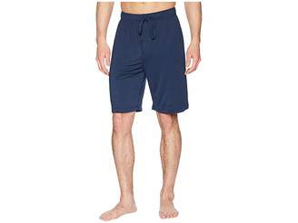 Jockey 92 Poly/8 Span Sleep Shorts Men's Pajama