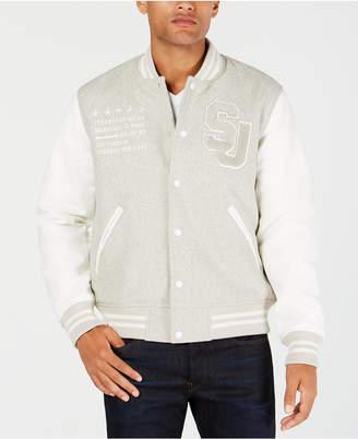 Sean John Men Varsity Jacket