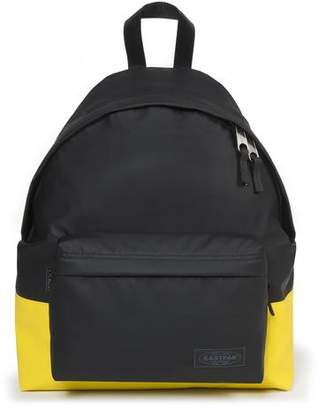 Eastpak Padded Pak'r Backpack in Brimblock Black