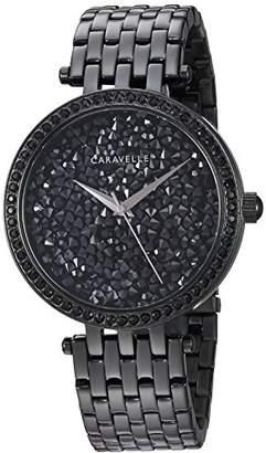 Bulova Caravelle Women's Quartz Stainless Steel Watch