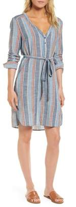 AG Jeans Anna Henley Dress