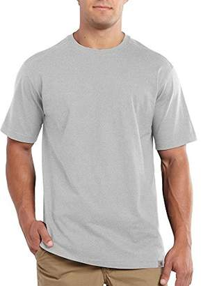 Carhartt Men's Big & Tall Maddock Non Pocket Short Sleeve T-Shirt