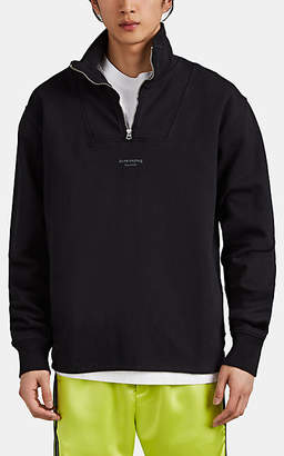 Acne Studios Men's Faraz Stamp Cotton Sweatshirt - Black