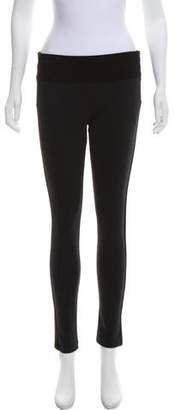 DREW Elasticized Contrasted Leggings w/ Tags