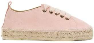 Manebi lace-up espadrilles