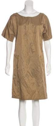Lafayette 148 Knee-Length Sheath Dress