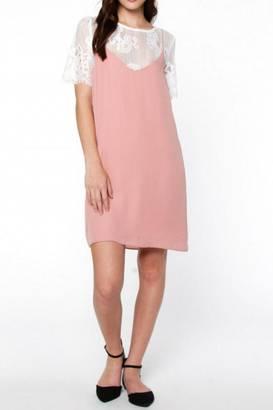 Everly Rachel Lace Dress $62 thestylecure.com