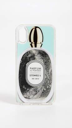 Iphoria Round Perfume iPhone X Case