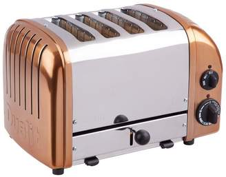 Dualit Classic 4 Slot Toaster Copper