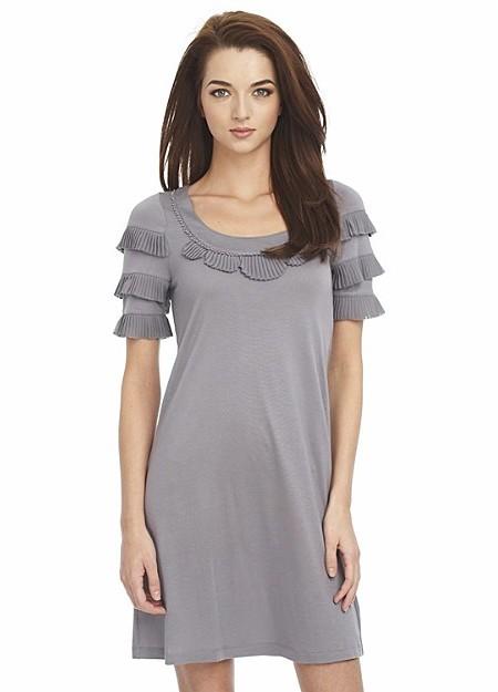 Juicy Couture Half Sleeve Scoopneck Dress