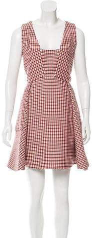Christian Dior 2016 Wool Dress