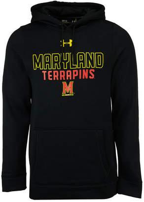Under Armour Men's Maryland Terrapins Speedy Armour Fleece Hoodie