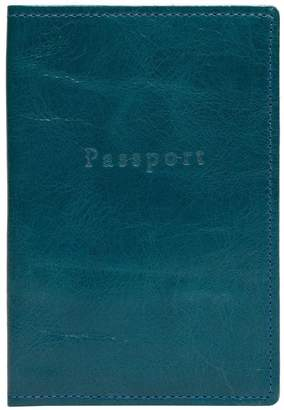 Moore & Giles Fine Leather Passport Cover