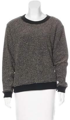 Sonia Rykiel Long Sleeve Knit Sweater