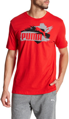 PUMA Scatter Tee $25 thestylecure.com