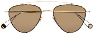 AHLEM brown place de pyramides sunglasses