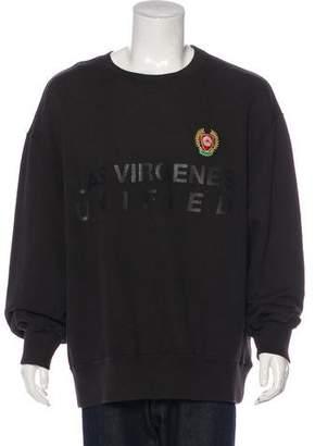 Yeezy Las Virgenes Unified Sweatshirt